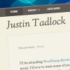 Blog von Justin Tadlock