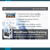 WordPress Video Training von Pascal Bajorat