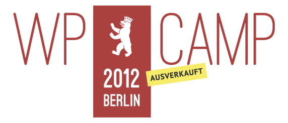 WP Camp Berlin 2012