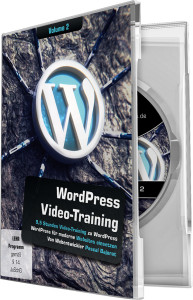 WordPress-Video-Training Vol. 2