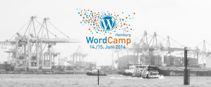 WordCamp Hamburg 2014 poster