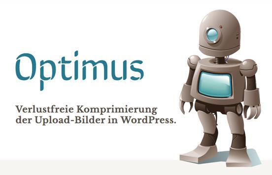 Bildoptimierung für WordPress
