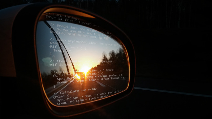 Code in the Mirror