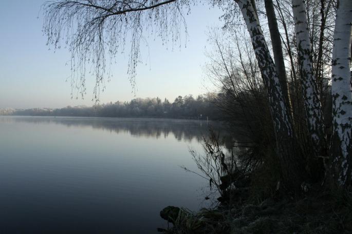 Lake Griebnitzsee, Potsdam Babelsberg