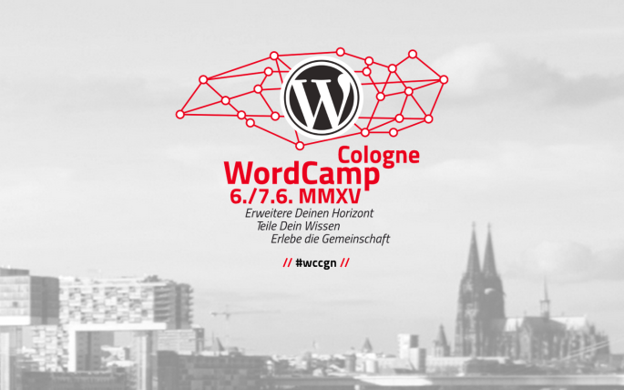 WordCamp Cologne #wccgn