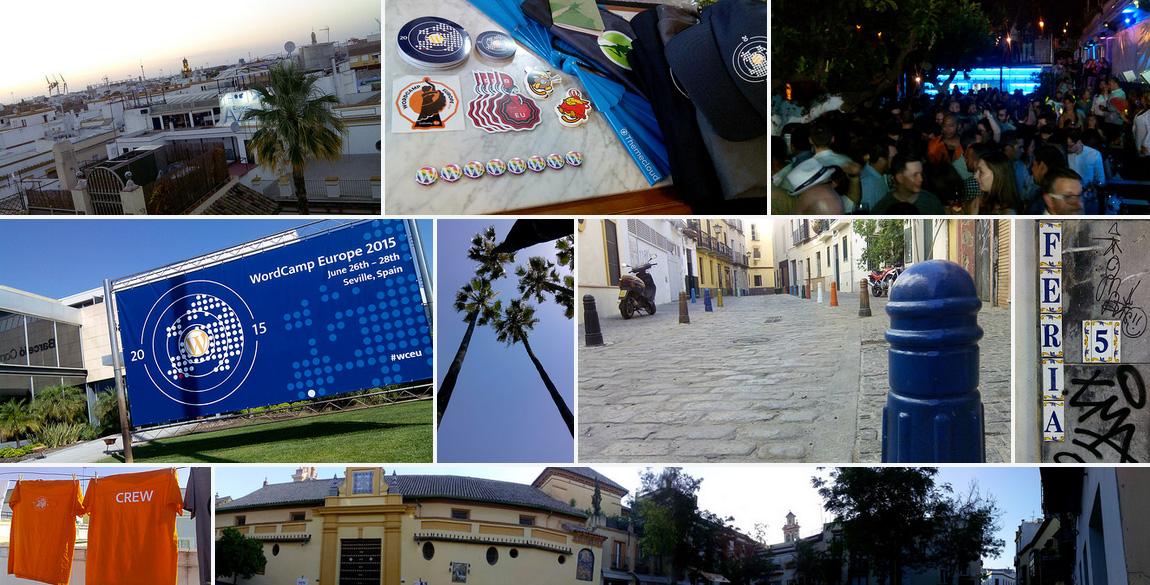 Photos from my summer round trip 2015
