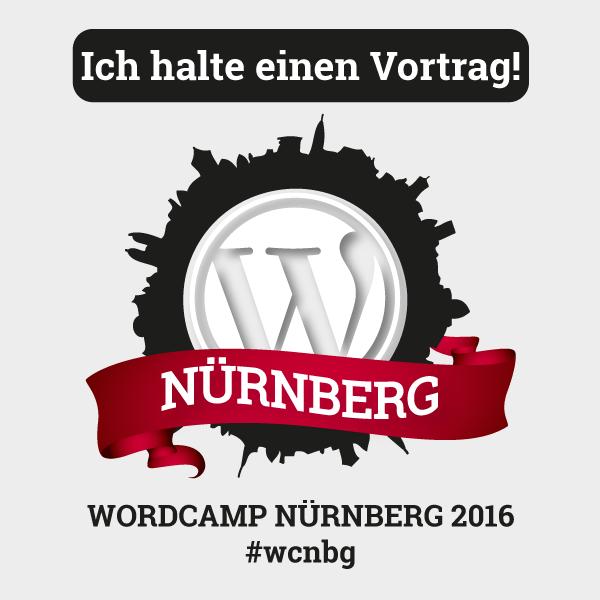 WordCamp Nürnberg 2016