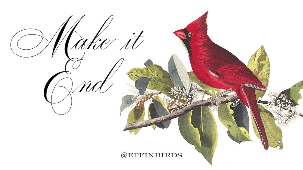 EffinBird: Make it end